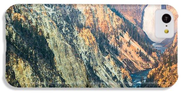 Artist Point - Yellowstone Park Horizontal IPhone 5c Case