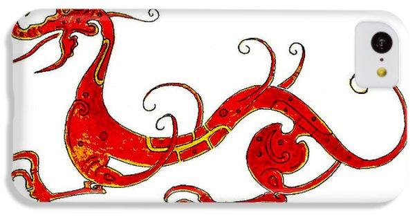 Asian Dragon IPhone 5c Case by Michael Vigliotti