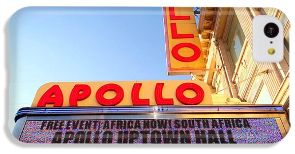 Apollo Theater iPhone 5c Case - At The Apollo by Ed Weidman
