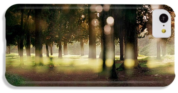IPhone 5c Case featuring the photograph At The Yarkon Park Tel Aviv by Dubi Roman