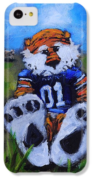 Aubie With The Cows IPhone 5c Case