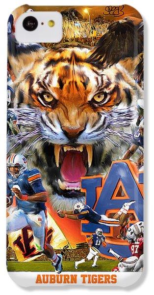 Auburn Tigers IPhone 5c Case