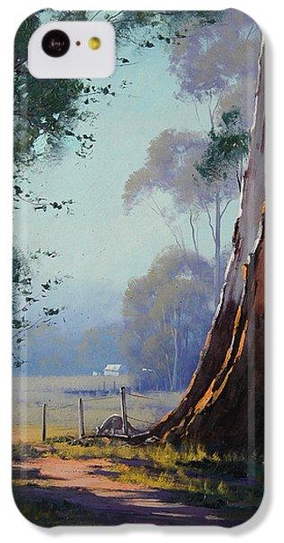 Australian Farm Painting IPhone 5c Case