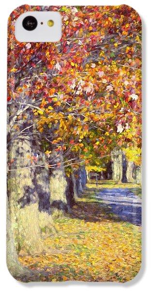 Autumn In Hyde Park IPhone 5c Case