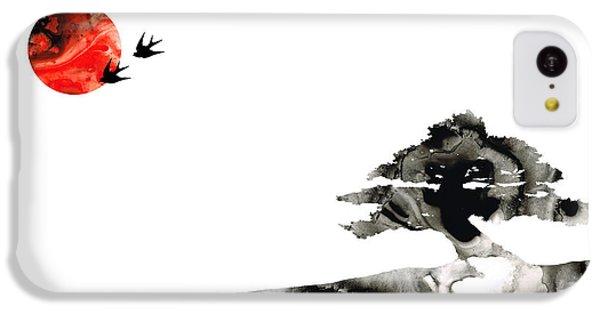 Awakening - Zen Landscape Art IPhone 5c Case