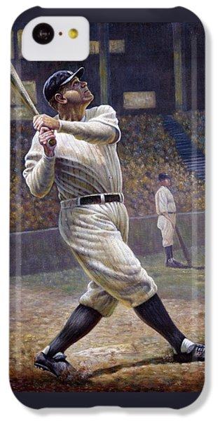 Babe Ruth IPhone 5c Case