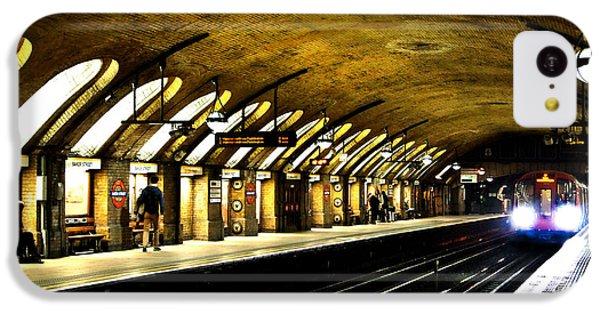 Baker Street London Underground IPhone 5c Case by Mark Rogan
