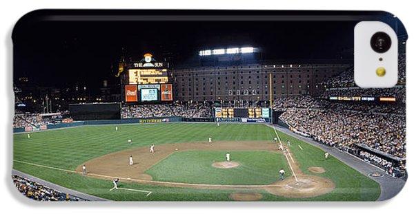 Baseball Game Camden Yards Baltimore Md IPhone 5c Case