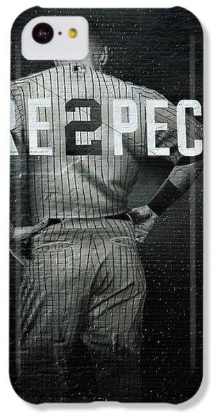 Baseball IPhone 5c Case by Jewels Blake Hamrick