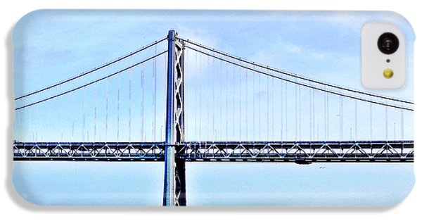 Bay Bridge IPhone 5c Case