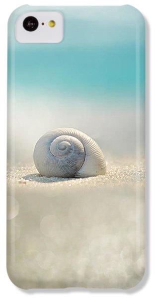 Beach iPhone 5c Case - Beach House by Laura Fasulo