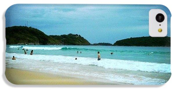 Beautiful iPhone 5c Case - #beach #phuket #thailand #naiharn by Georgia Fowler
