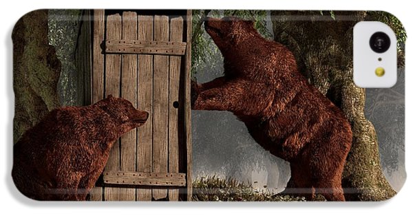 Bears Around The Outhouse IPhone 5c Case