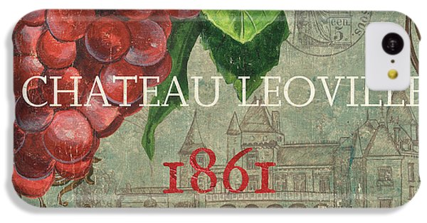 Beaujolais Nouveau 1 IPhone 5c Case by Debbie DeWitt
