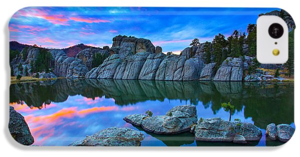 Landscapes iPhone 5c Case - Beauty After Dark by Kadek Susanto