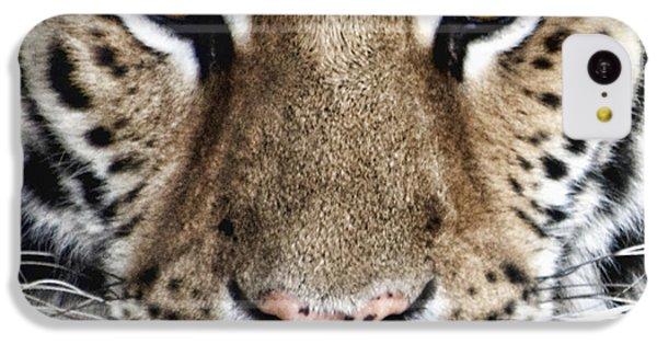 Bengal Tiger Eyes IPhone 5c Case