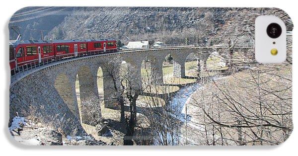 Bernina Express In Winter IPhone 5c Case