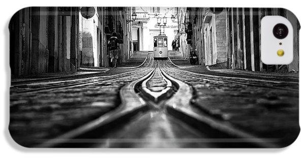 Train iPhone 5c Case - Bica by Alex Eugenio
