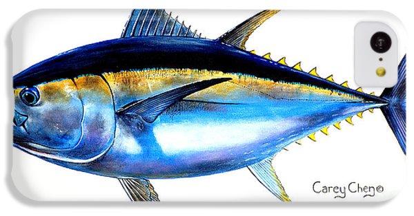 Big Eye Tuna IPhone 5c Case by Carey Chen