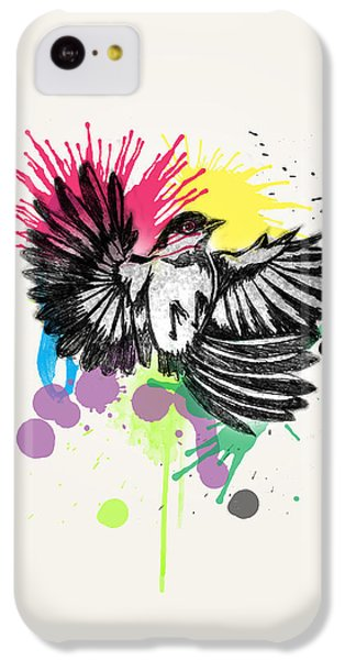 Bird IPhone 5c Case by Mark Ashkenazi