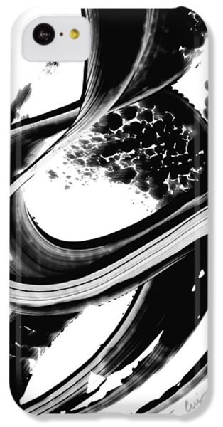 Black Magic 313 By Sharon Cummings IPhone 5c Case by Sharon Cummings