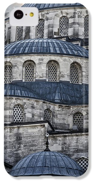 Blue Dawn Blue Mosque IPhone 5c Case