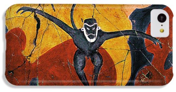 Blue Monkeys No. 8 - Study No. 3 IPhone 5c Case