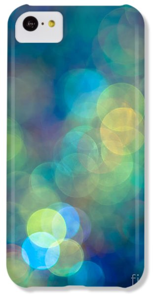 Fantasy iPhone 5c Case - Blue Of The Night by Jan Bickerton