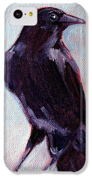 Blue Raven IPhone 5c Case