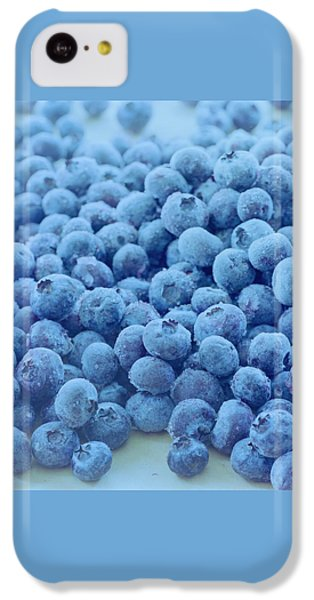 Blueberries IPhone 5c Case