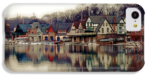 Boathouse Row Philadelphia IPhone 5c Case