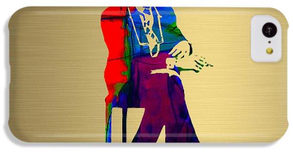 Bob Dylan Gold Series IPhone 5c Case