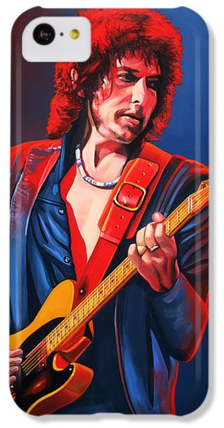Bob Dylan Painting IPhone 5c Case