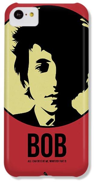 Bob Poster 1 IPhone 5c Case by Naxart Studio