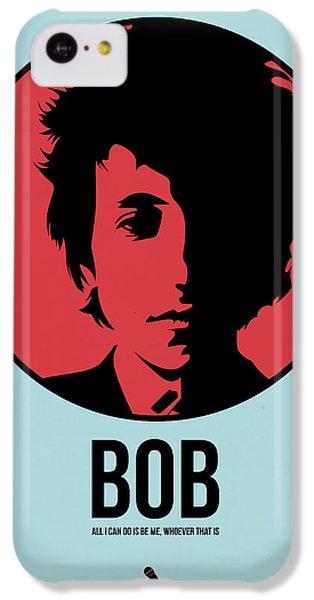 Bob Poster 2 IPhone 5c Case by Naxart Studio