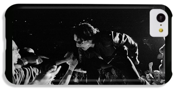 Bono iPhone 5c Case - Bono 051 by Timothy Bischoff