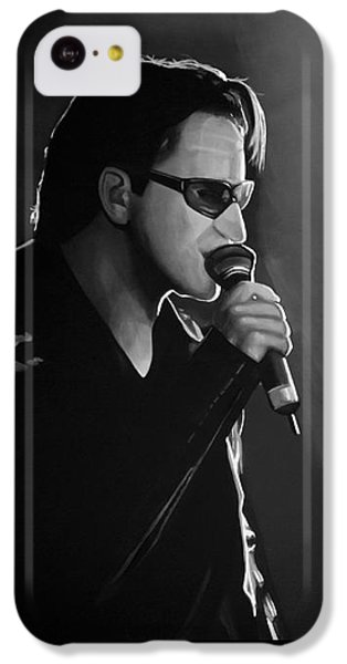 Bono iPhone 5c Case - Bono by Meijering Manupix