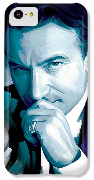 Bono iPhone 5c Case - Bono U2 Artwork 4 by Sheraz A