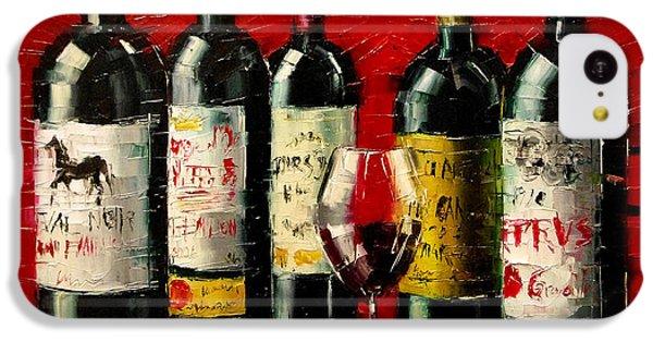 Bordeaux Collection IPhone 5c Case