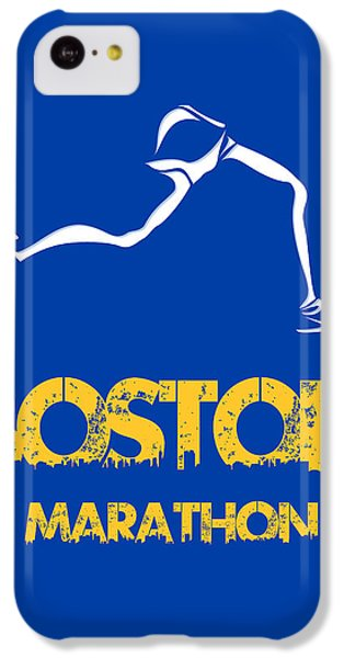 Boston Marathon2 IPhone 5c Case by Joe Hamilton