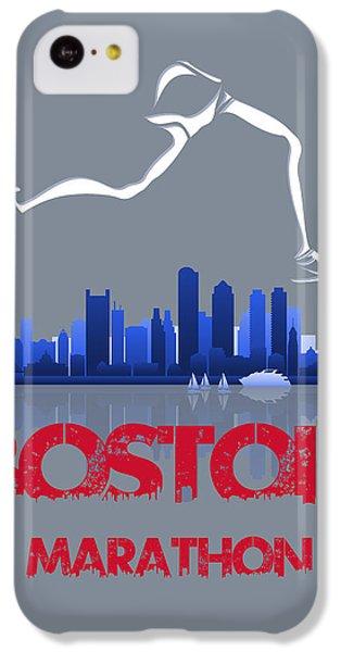 Boston Marathon3 IPhone 5c Case