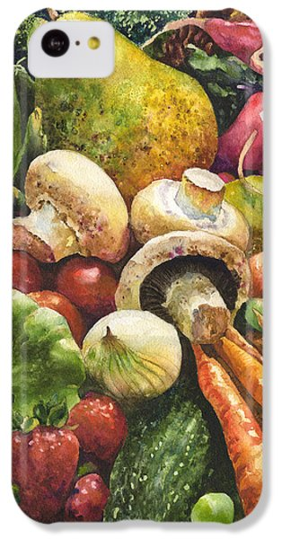 Bountiful IPhone 5c Case by Anne Gifford