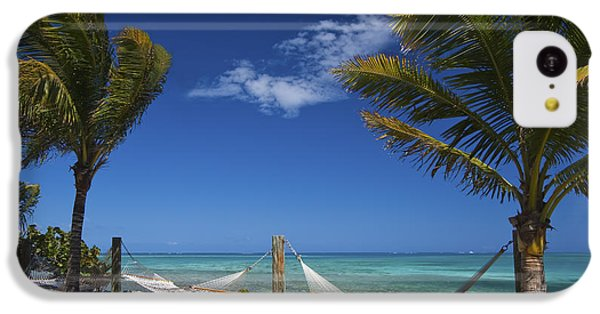 Breezy Island Life IPhone 5c Case