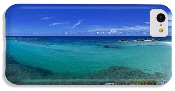Dragon iPhone 5c Case - Breezy View by Chad Dutson