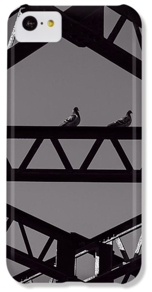Bridge Abstract IPhone 5c Case by Bob Orsillo