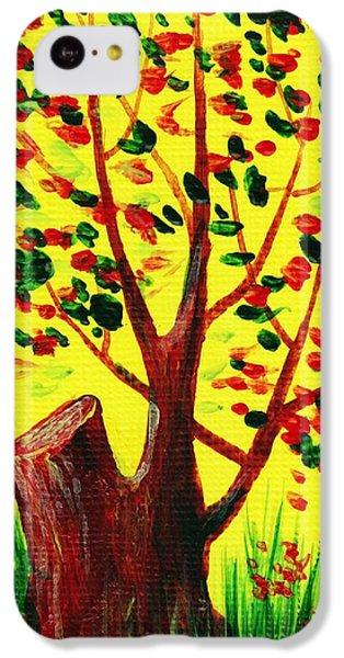 Bright Fall IPhone 5c Case by Anastasiya Malakhova