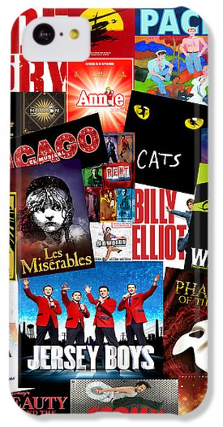 Broadway 1 IPhone 5c Case