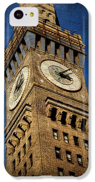 Oriole iPhone 5c Case - Bromo Seltzer Tower No 3 by Stephen Stookey