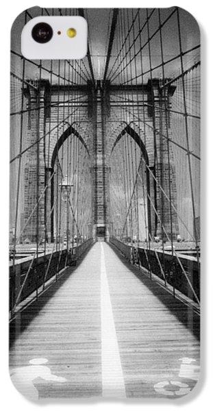 Brooklyn Bridge Infrared IPhone 5c Case