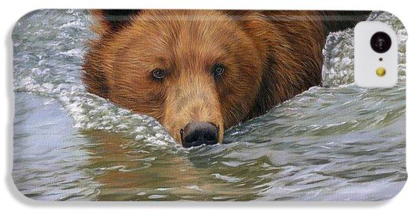 Brown Bear IPhone 5c Case